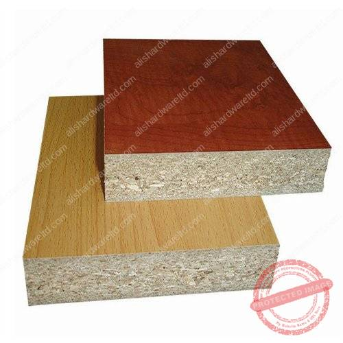 M.D.F & Particle Board